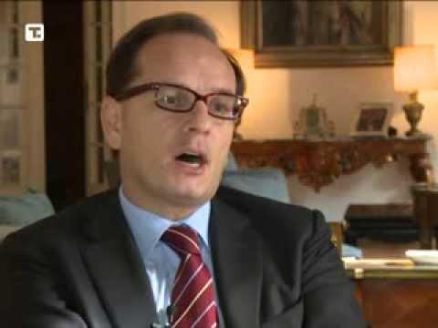 2013.10.11 - Amb. Manzo su sostegno Italia adesione Serbia a EU