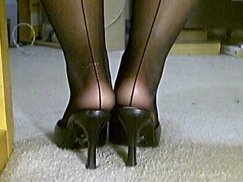 nylon shoeplay 2 Video