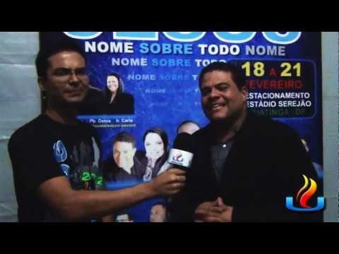 UMADEB 2012 - Dia 18-02 - Entrevista Wilian Nascimento