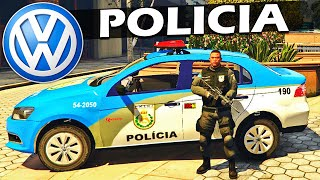 GTA 5 CARRO TURBO DA POLICIA