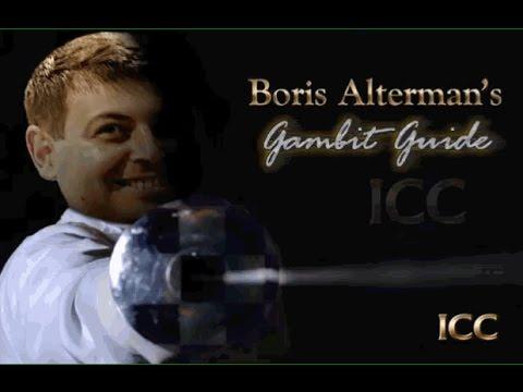 GM Alterman's Gambit Guide - Tal Gambit - Part 1 at Chessclub.com