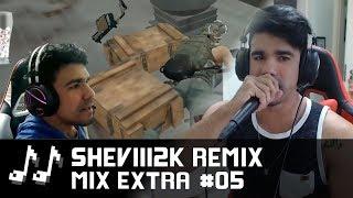 Sheviii2k Remix - Inglês Fino do Fino -  Mix Extra 05 ♫