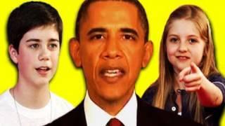 KIDS REACT to Osama bin Laden's Death