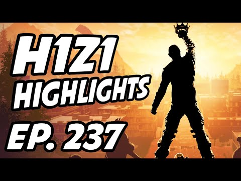 H1Z1 Daily Highlights | Ep. 237 | ErycTriceps, TTHump, WILDCAT, autenil, j1nys, Symfuhny, Rogue