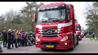 28th Gooise caravan (Truckersrun)