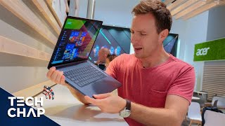 Acer Swift 5 (2018) Hands-On - World's Lightest 15-inch Laptop! | The Tech Chap