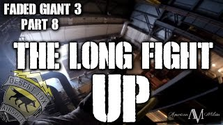 American Milsim Faded Giant 3 Part 8: The Long Fight Up (Elite Force 4CRS Airsoft Gun)
