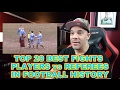 Players vs Referees in Soccer History REACTION!!! (Top 20 Best Fights) MP3