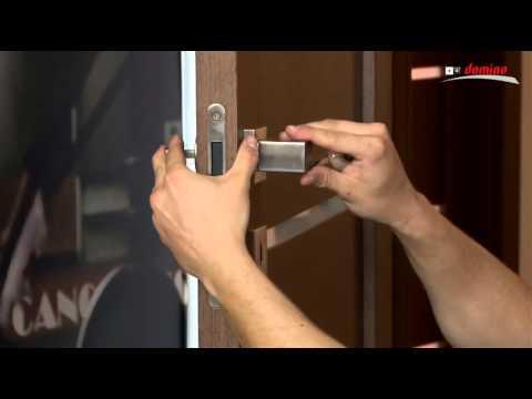 Poradnik Montaż klamki klamki do drzwi film instruktażowy