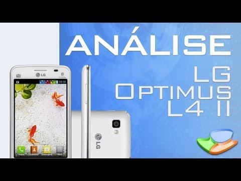 LG Optimus L4 [Análise de produto] - Tecmundo
