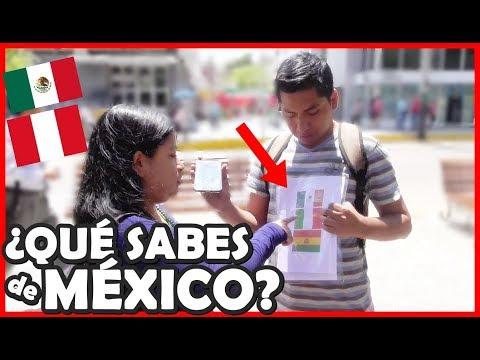¿Qué piensan de MÉXICO los Peruanos? | Peruvian Life