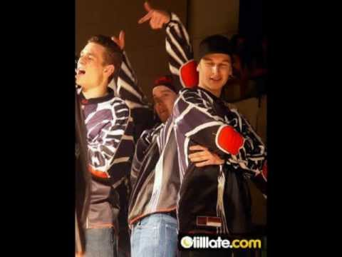 DJ Micho&Psycho Squad Biel/Bienne BNC Show Beat BOTY 2003 Switzerland
