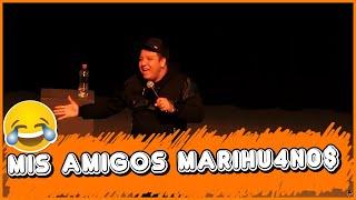 Alan Saldaña   Mis Amigos Marihuanos y Los Limpia Vidrios
