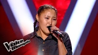 "Download Lagu Buren-Ireedui.G - ""Ori zaluu nas"" - Blind Audition - The Voice of Mongolia 2018 Gratis STAFABAND"