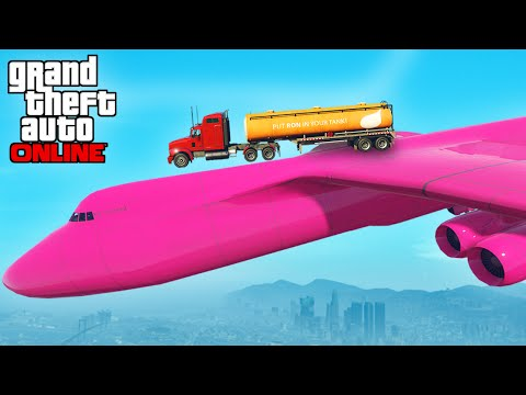 GTA 5 WINS: EP. 21 (AWESOME GTA 5 Stunts & Funny Moments Compilation)