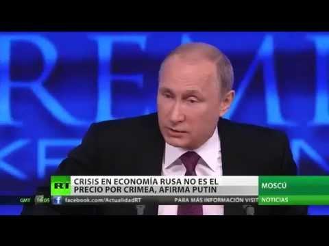"""""""Estados Unidos le robó Tejas a México"""" - Vladimir Putin, Presidente de Rusia"""