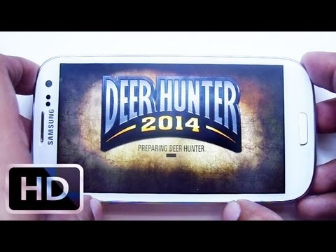 Deer Hunter 2014 Gameplay Android & iOS Unlimited Cash and Coins HD