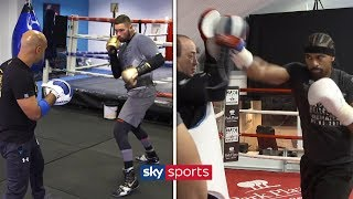 Training camps UNCOVERED ⚠️| Tony Bellew vs David Haye 2 | Behind The Ropes | Episode 2