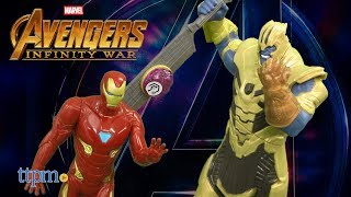 Avengers: Infinity War Iron Man vs. Thanos Battle Set from Hasbro