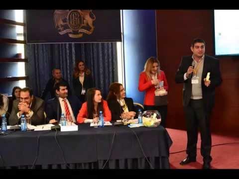 Armenian Business Meeting (Radio Aurora report)
