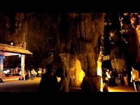 Very Interesting seen at Batu Caves in malaysia