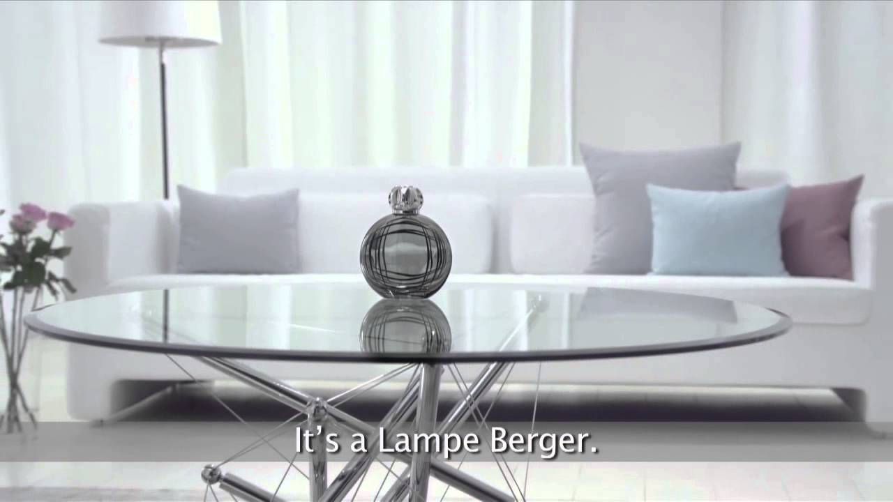 15sec new lampe berger tv commercial english youtube for Lampen berger
