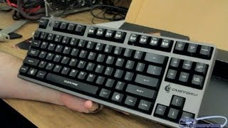 Cooler Master CM Storm QuickFire Rapid Mechanical Gaming Keyboard Unboxing
