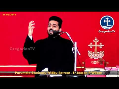 Parumala Church Friday Dhyanam - Fr.Jeeson P. Wilson