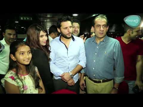 Shahid Afridi Foundation - City Events