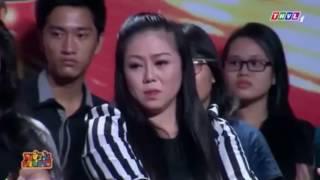 Hoài Linh đã bật khóc khi xem cảnh này