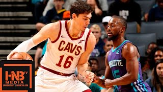 Cleveland Cavaliers vs Charlotte Hornets Full Game Highlights | 11.03.2018, NBA Season