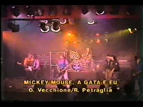 Made In Brazil   Mickey Mouse, a Gata e Eu 1987 Kim Kehl