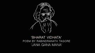 'Bharat Vidhata' - A Poem by Rabindranath Tagore | Jana Gana Mana 2016 #janaganamana #bharatvidhata