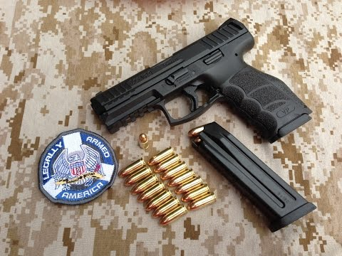 Can the new HK VP9 unseat Glock?