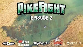 Pike Fight 2016 - Episode 2