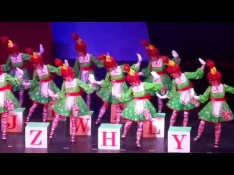 Radio City Music Hall Christmas Spectacular-The Rockettes-Ragdolls