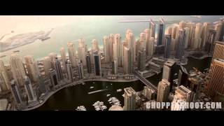 Drone and Helicopter Video of Dubai. Never Seen Before.