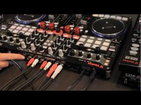 VCI-400 Stand-alone Mixer update tutorial.