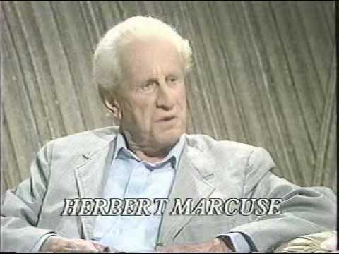 Herbert Marcuse on the Frankfurt School: Section 1 of 5