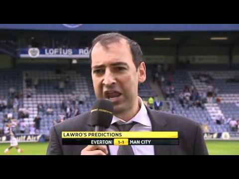 Football Focus: Alistair McGowan predicts ...