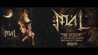 MAL - THE DESCENT (FT. LUKAS SWIACZNY OF STILLBIRTH) [SINGLE] (2021) SW EXCLUSIVE