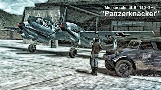 Bf 110 G-2 - Teaser