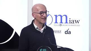 """MIAW 2020 - eggersmann, Vancouver lauréat dans la catégorie """"Équipement intérieur"""""""