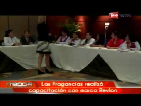Las Fragancias realizó capacitación con marca Revlon