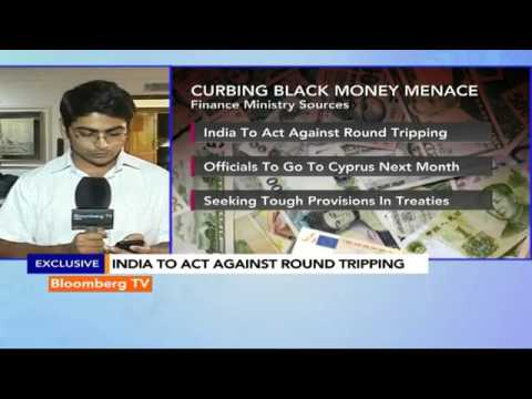 Market Pulse: Black Money Menace: Officials To Visit Cyprus and Mauritius