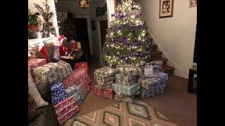 CHRISTMAS MORNING 2017!!!