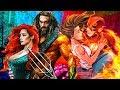 10 ЛЮБОВНЫХ ПАР В КОМИКСАХ ДС DC Comics mp3