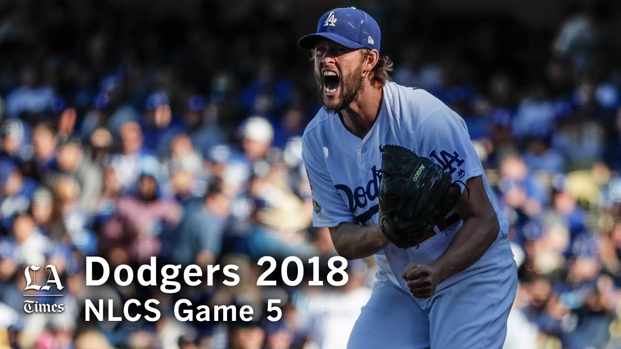 Dodgers NLCS 2018: Clayton Kershaw dominates in NLCS Game 5