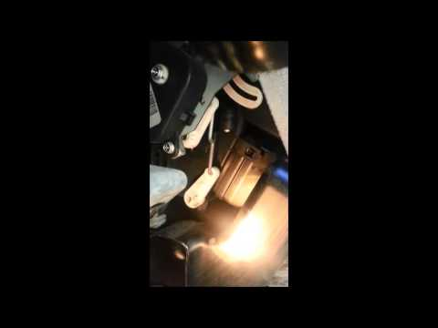 EASY! How to Replace a Crankshaft Sensor from UNDER THE DASH for a Jeep Grand Ch
