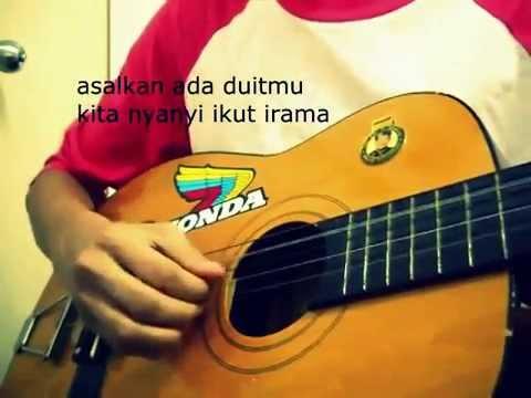 Lagu Ciptaan Sendiri Gitar - Kisah Kami ! (Sabah Originated)